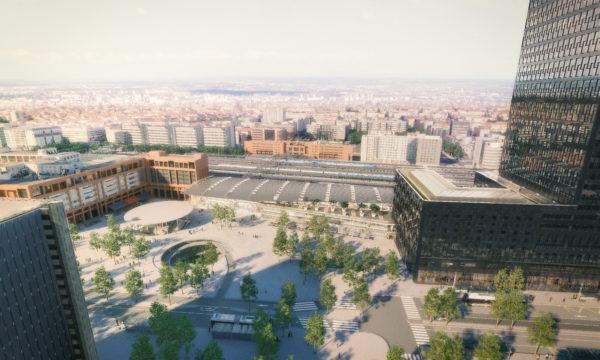PEM Lyon Part Dieu@archigraphi Spl Lyonpartdieu