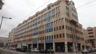 Bâtiment d'origine de l'opération 107 rue Servient du projet Lyon Part-Dieu.