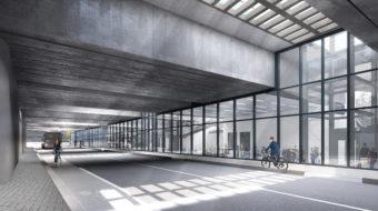 Aménagement Passage Pompidou@AREP