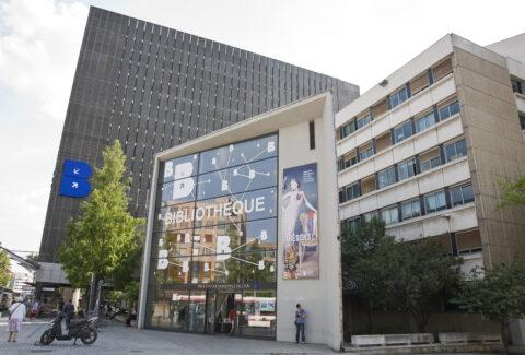 Bibliothèque municipale de Lyon Part-Dieu, favoriser la culture.