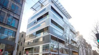 Bâtiment Aprilium 2 avenue Félix Faure, opération du projet Lyon Part-Dieu