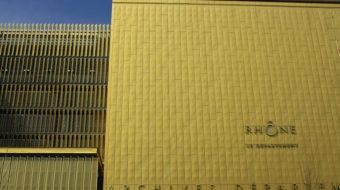 Opération Archives départementales - projet Lyon Part-Dieu