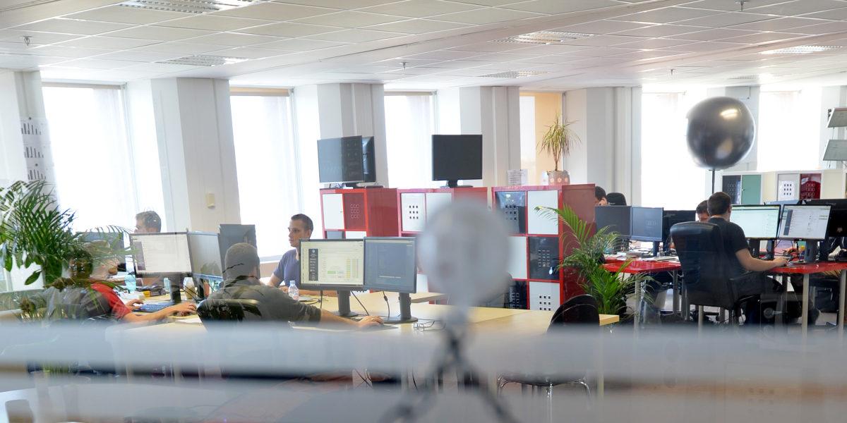 De nombreux bureaux sont disponibles à la location sur le quartier Lyon Part-Dieu, à la haute qualité de service.