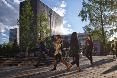 The ambitious Lyon Part-Dieu project, to reinvent the centre of the Lyon metropolis