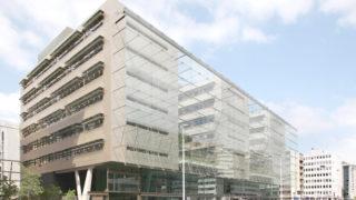 Immeuble Velum sur le boulevard Vivier Merle, opération du projet Lyon Part-Dieu