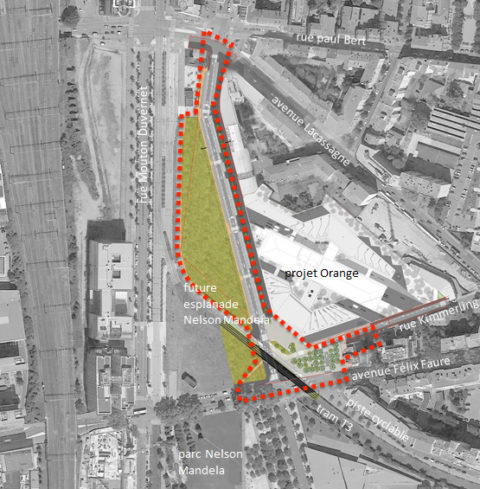 Plan Amenagement Rueflandin@Passagers Des Villes Artelia