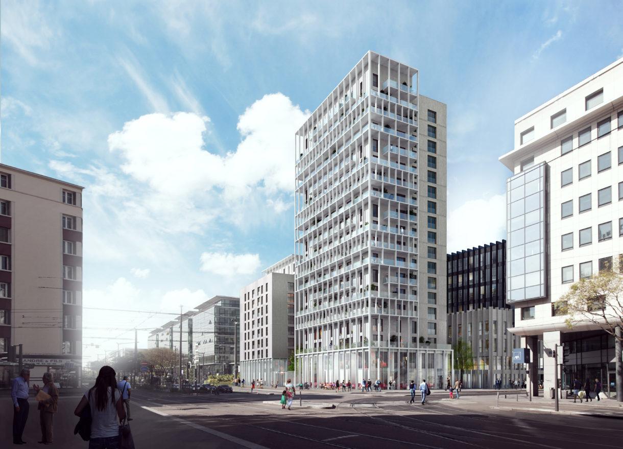 Projet Lafayette Villette