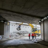 Chantier Tunnel Servient 8452