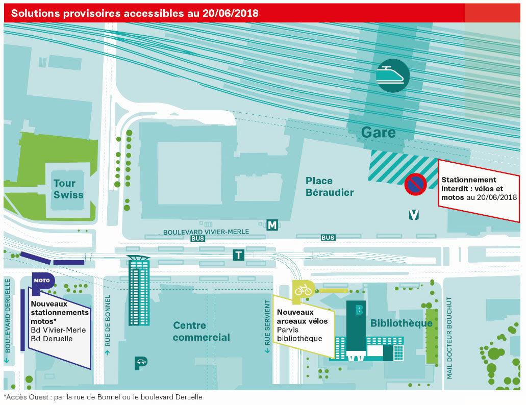 Carto Modif Stationnement Béraudier