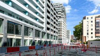 chantier rue Desaix