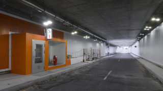 Lyon 3ème Tunnel Vivier Merles