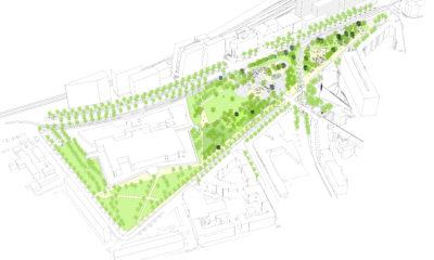 Parc Mandela Plan Masse D'ICI LA
